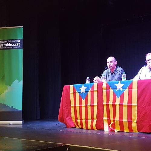 """Lluís Llach: """"El once de septimebre puede ser la gran fiesta del inicio del proceso"""""""