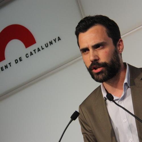 """Torrent sobre el recurso a las leyes catalanas: """"La única posibilidad de generar herramientas que ayuden a nuestros ciudadanos es con la proclamación de la República"""""""