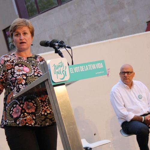"""Simó: """"Queremos un debate para establecer los cimientos de la futura ley catalana de educación con exclusividad de competencias"""""""