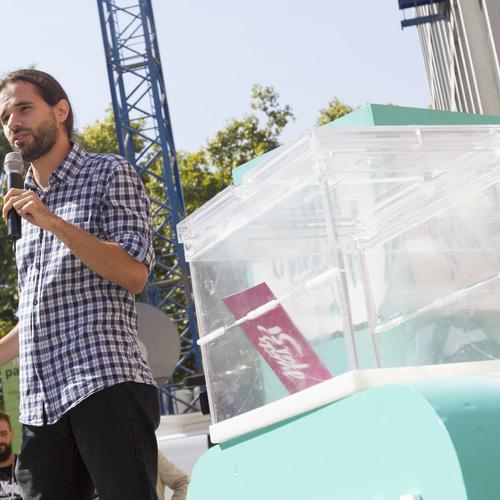 """Gómez: """"La dejadez del Estado en el servicio ferroviario empeora las condiciones de vida de muchos ciudadanos"""""""