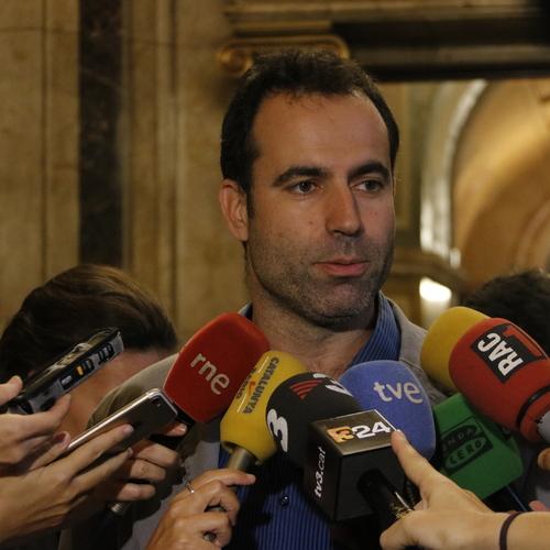 """Civit: """"La inmensa mayoría del Parlament garantiza que los toros no volverán a Catalunya"""""""