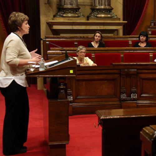"""Simó: """"La LOMCE se hizo para acabar con el modelo de escuela catalana. Hay que derogarla: ni congelarla ni amortiguarla"""""""