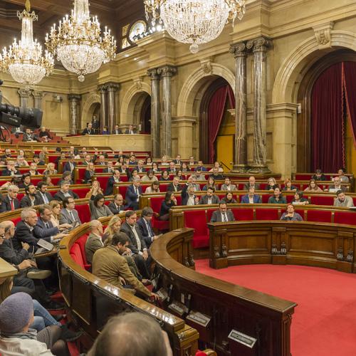 JxSí i la CUP-CC arriben a un acord polític global sobre la Llei de Transitorietat Jurídica