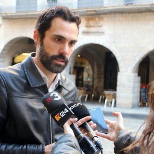 """Torrent: """"Per fi, al 2017 els catalans podrem votar en un referèndum legal i vinculant i podrem decidir lliurement el nostre futur"""""""