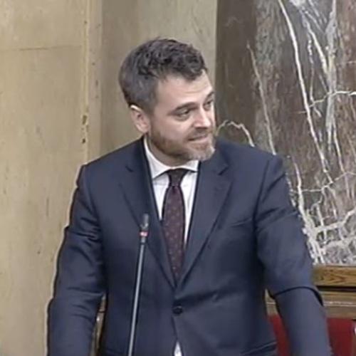 """Jordi Cuminal: """"La enseñanza también se ve afectado por las políticas que hace el Estado español contra Cataluña"""""""