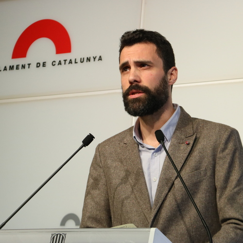 """Torrent: """"La sentencia del 9N es una vergüenza para España y una derrota de todos los demócratas, no sólo de los catalanes"""""""
