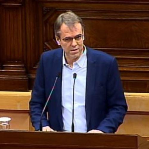 """Oriol Amat: """"La economía catalana mejora día a día, a pesar de tener un Estado en contra"""""""