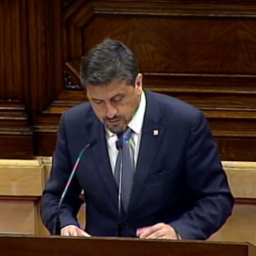 """Jordi Orobitg: """"Amb la Llei de transitorietat i fundacional de la república, Catalunya serà allò que vulguin els catalans"""""""